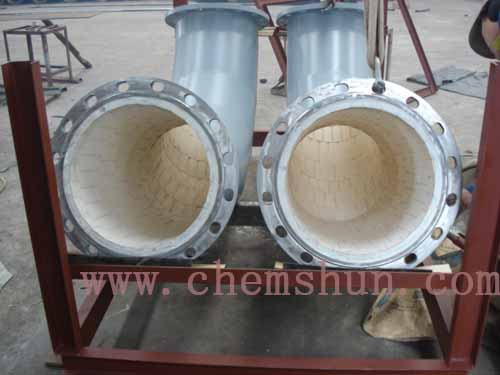 pipeline ceramics