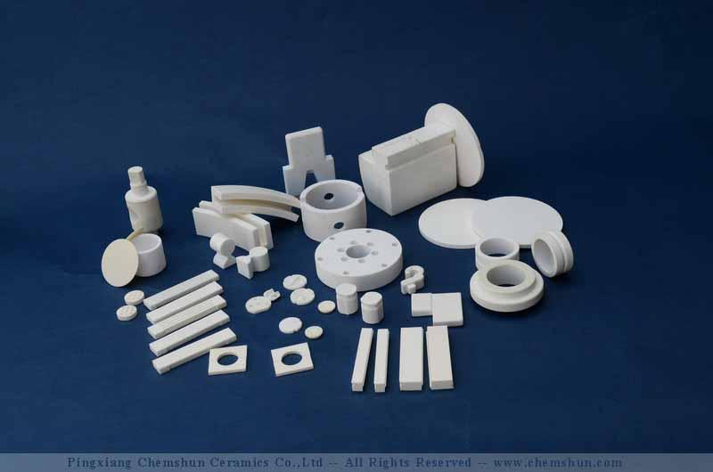 Abrasion Advanced Ceramics