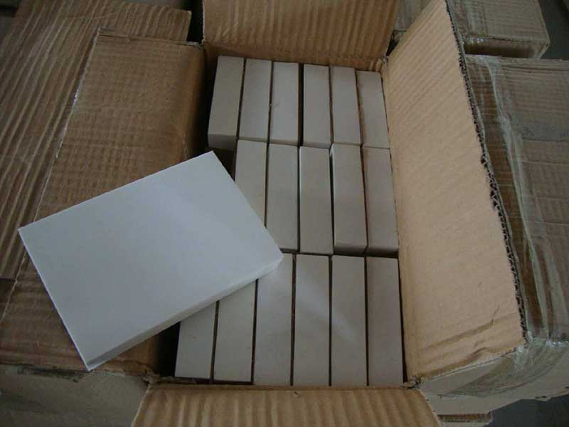 Pingxiang chemshun ceramic tile packed in cartons