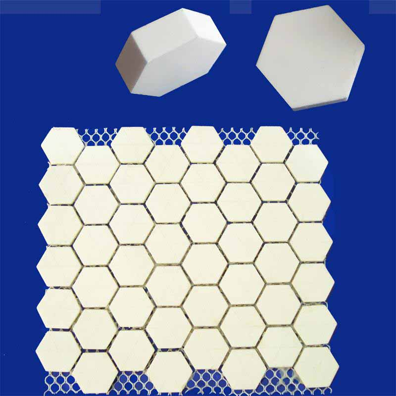 Ceramic Hexagonal Mat