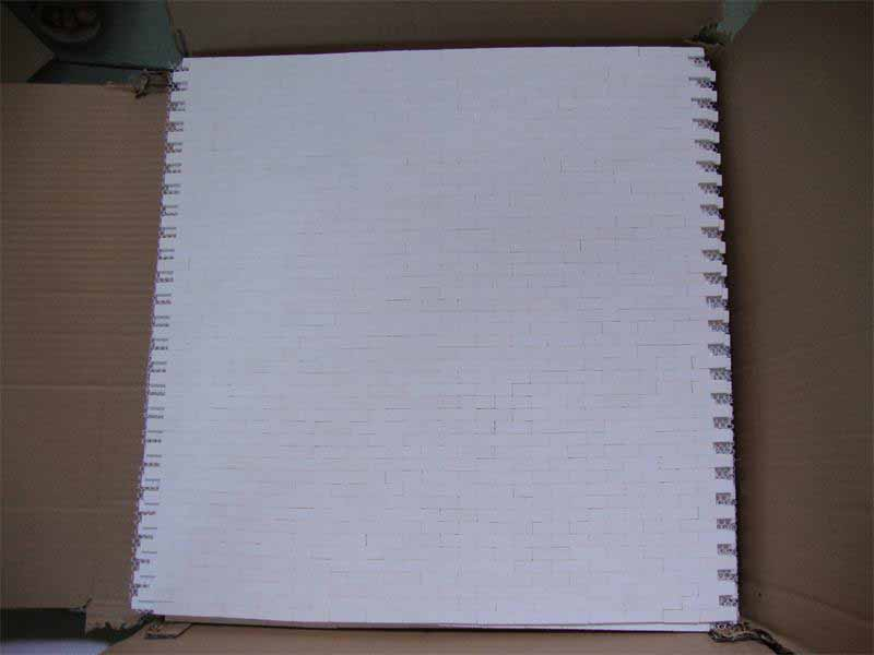 Alumina Ceramic Mosaic Sheet