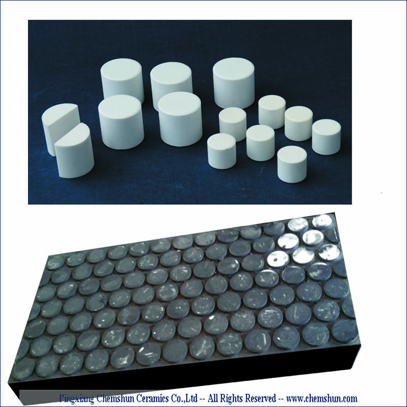 alumina ceramic cycliner from chemshun ceramics