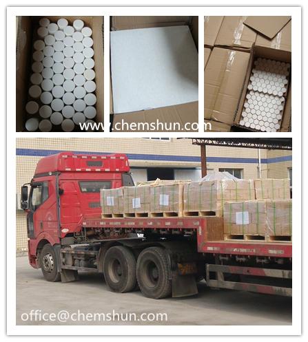 Chemshun alumina ceramic liner package