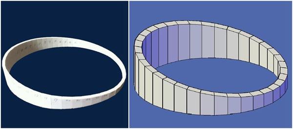 abrasion resistant ceramic liner tile