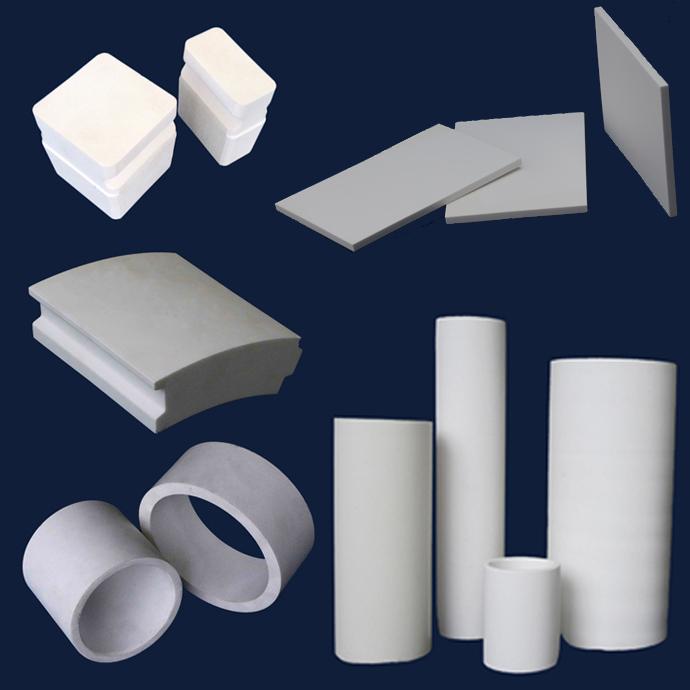 Los productos de cerámica resistente al desgaste Chemshun