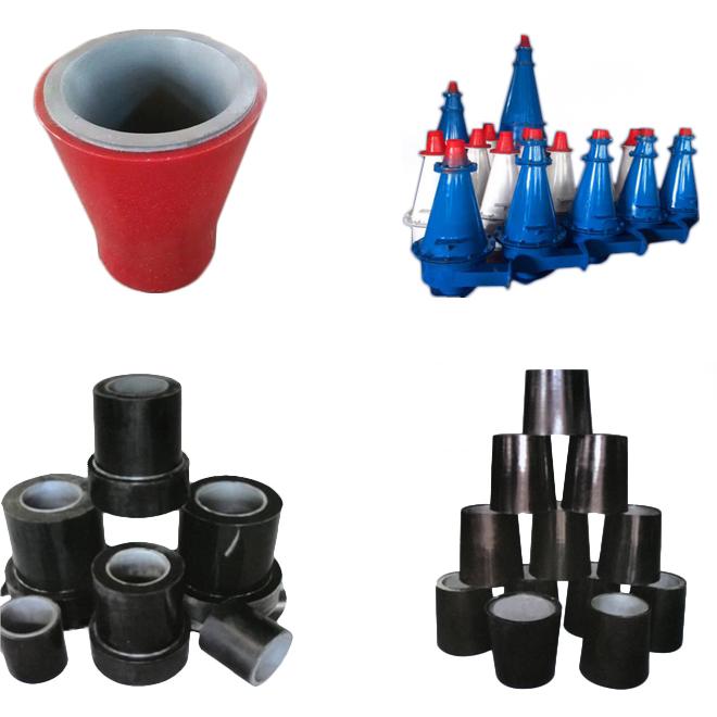 Silicon carbide material aMaterial de carburo de silicio como revestimiento cerámico resistente al desgaste