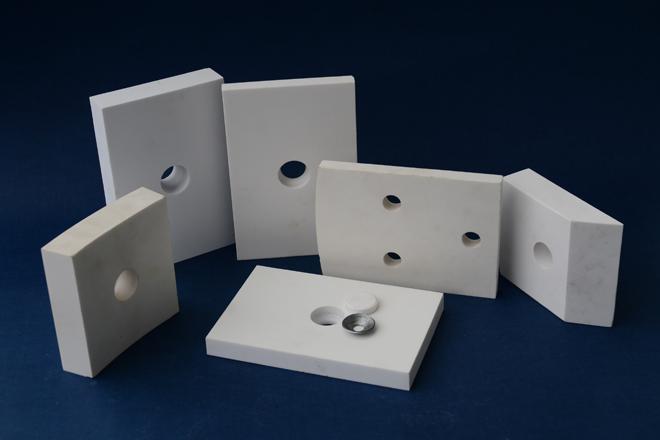 Chemshun weldable alumina ceramic plate