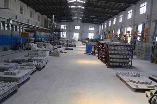 Chemshun Ceramics Production Department