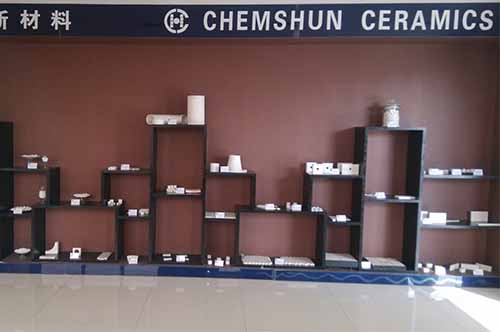 Chemshun Ceramics Display Hall