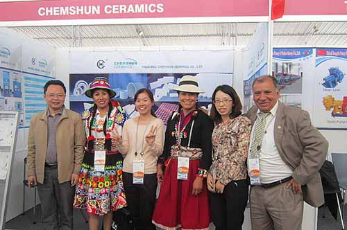 Chemshun Ceramics Exhibition