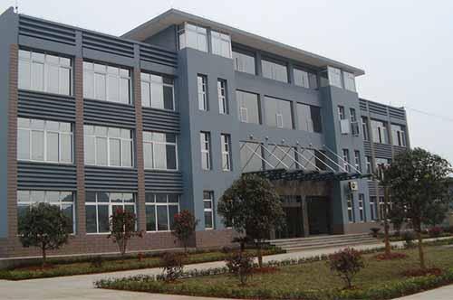 Chemshun Ceramics Office Building
