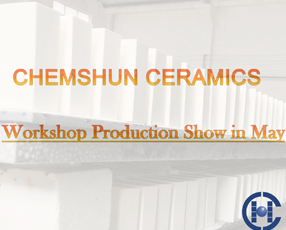 Chemshun Ceramics--Workshop Product Show In May