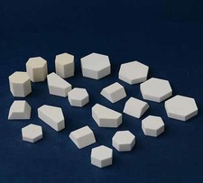 Hexagonal Alumina Tile