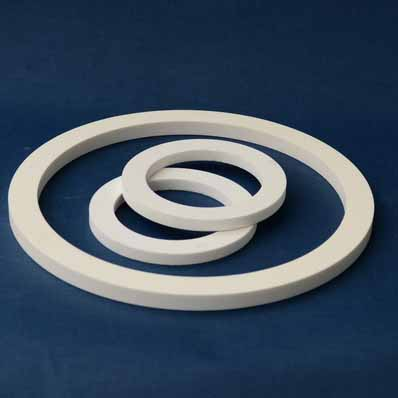 92% Aluminium Oxide Pipe Ring
