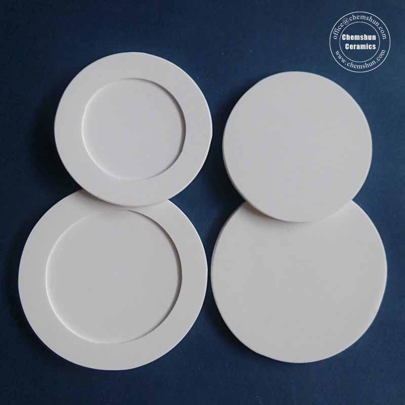 Abrasive Customized Ceramic Linings