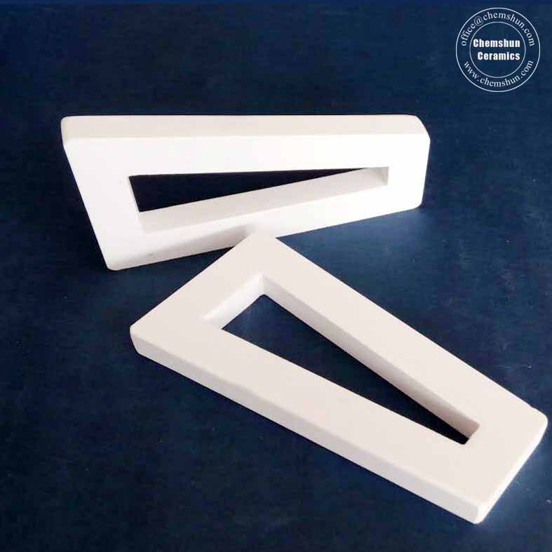 Triangular Custom Ceramic Linings