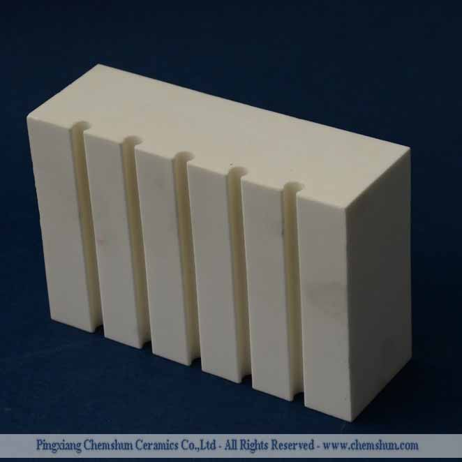 Alumina Ceramics bricks