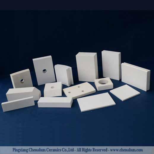 Abrasion Resistant Tile Linings
