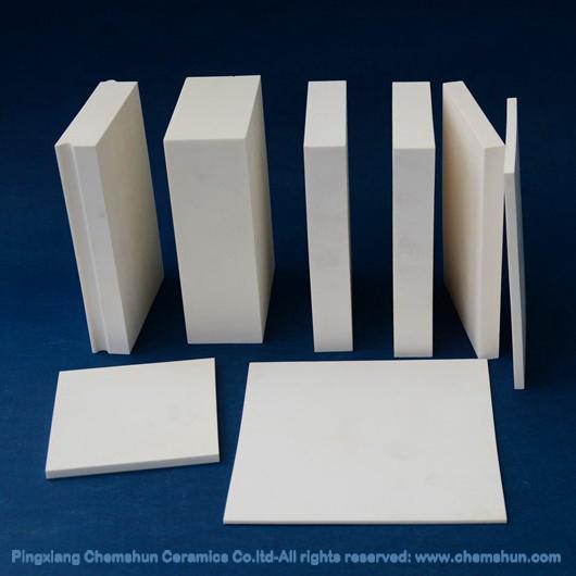 ZTA Ceramic Plate